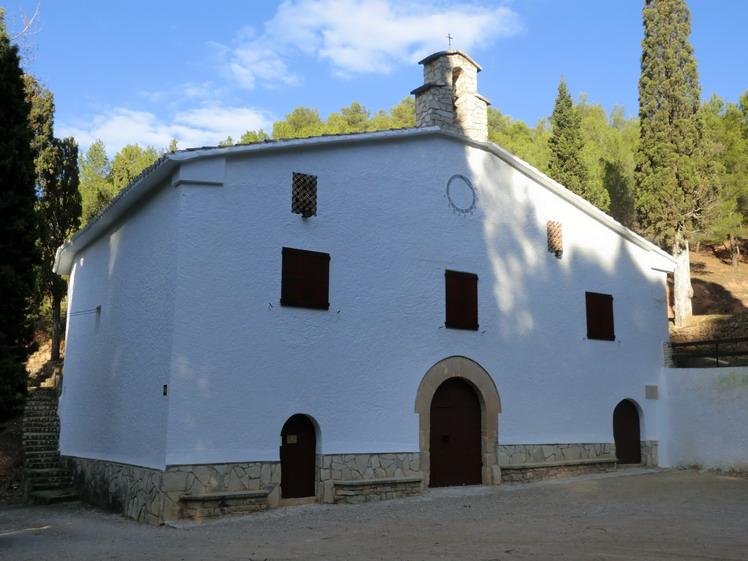 Resultat d'imatges de ermita santa madrona
